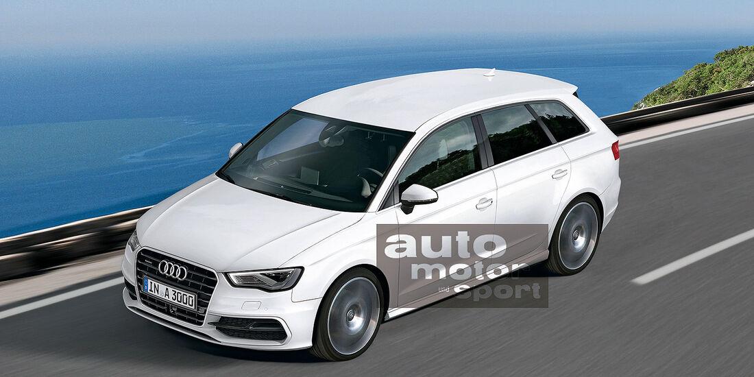 Audi A3 Van