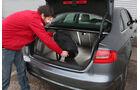 Audi A4 2.0 TFSI Quattro, Kofferraum