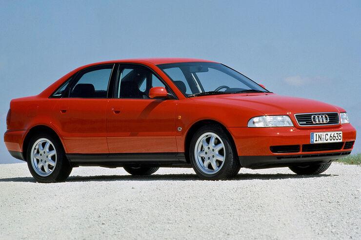 Audi A4 B5 Typ 8d Technische Daten Auto Motor Und Sport