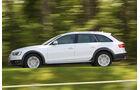 Audi A4 Allroad Quattro 2.0 TDI, Seitenansicht