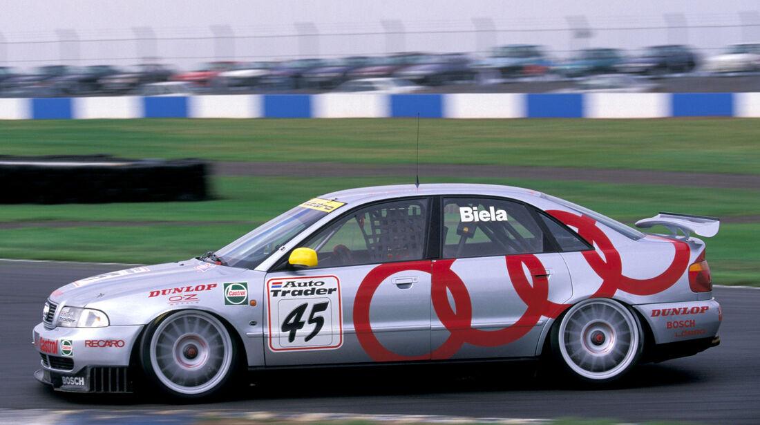 Audi A4 - BTCC - 1996