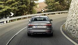 Audi A4, Exterieur