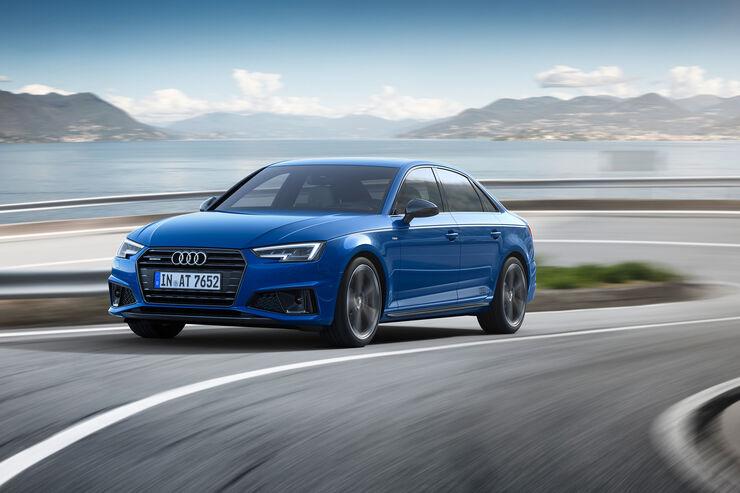 Audi A4 Facelift 2018 Infos Daten Fotos Preis Auto Motor Und