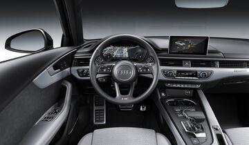 audi a4 facelift (2018): infos, daten, fotos, preis - auto motor und