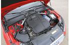 Audi A4, Motor