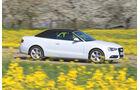 Audi A5 Cabrio 2.0 TDI, Seitenansicht