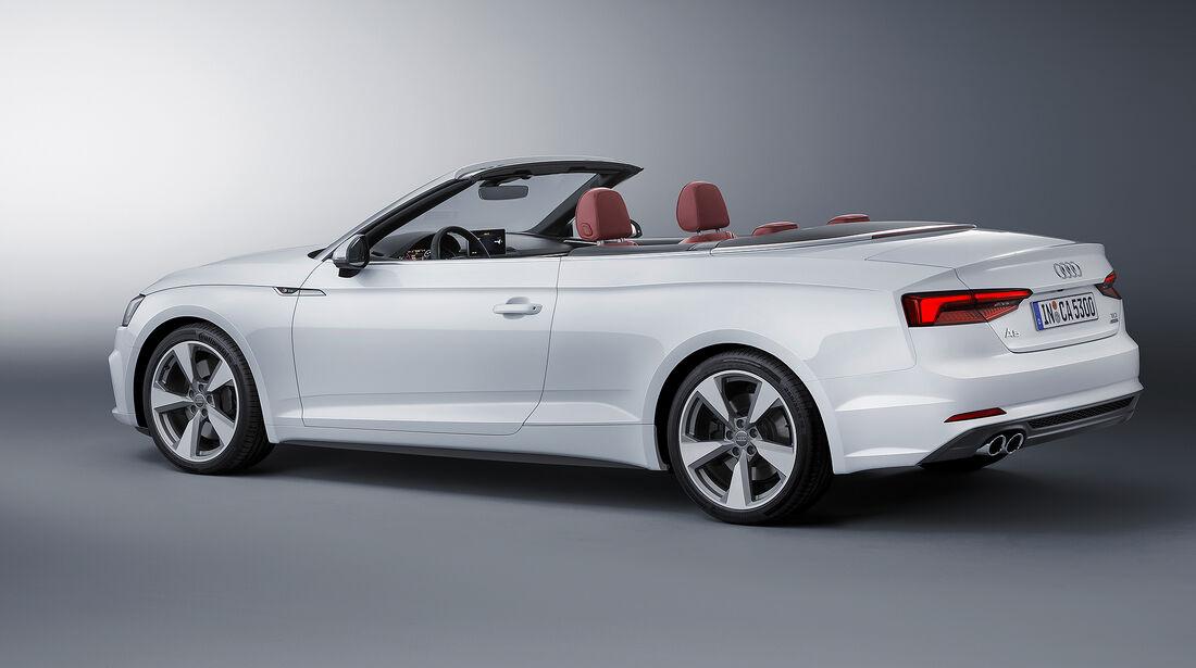 Audi A5 Cabrio 2016