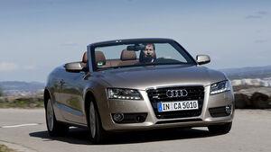 Audi A5 Cabriolet 3.2 FSI Quattro