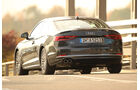 Audi A5 Coupé 2.0 TDI, Heckansicht