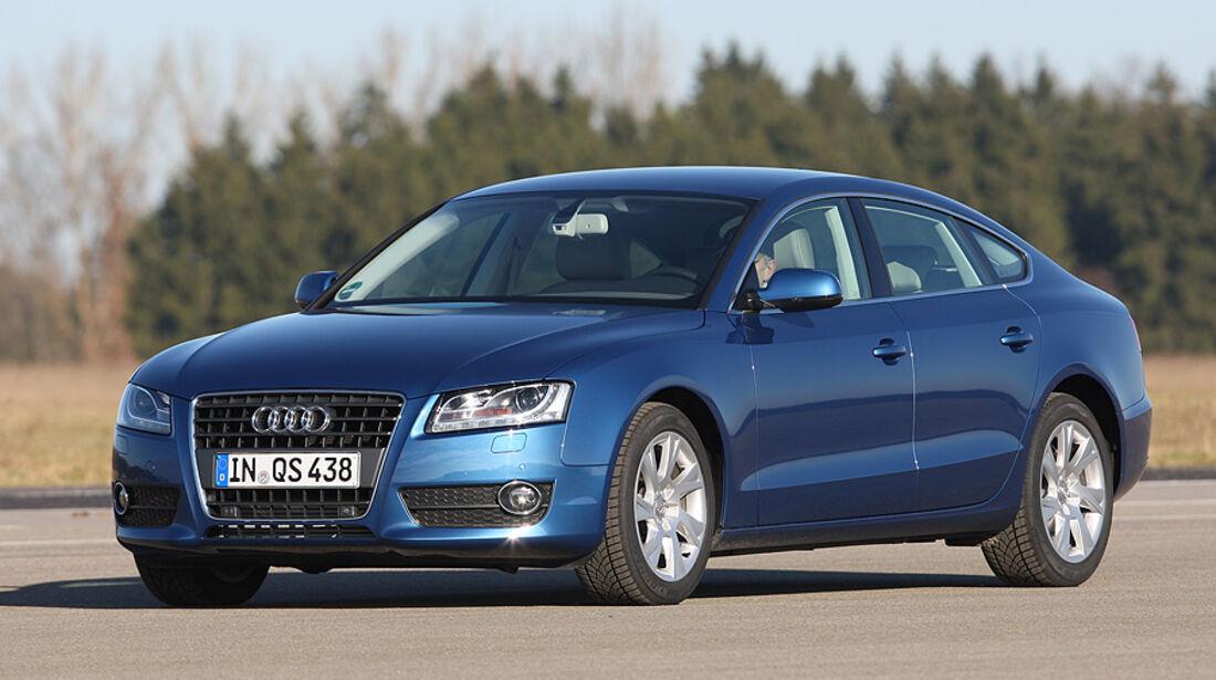Audi A5 Kaufberatung, aumospo06/2011,