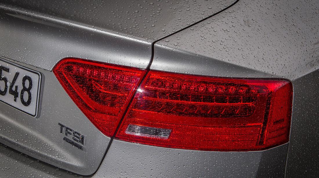Audi A5 Sportback 3.0 TFSI, Heckleuchte