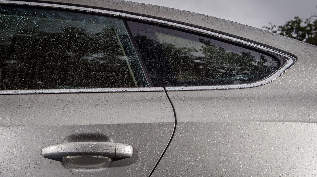 Audi A5 Sportback 3.0 TFSI, Seitenfenster