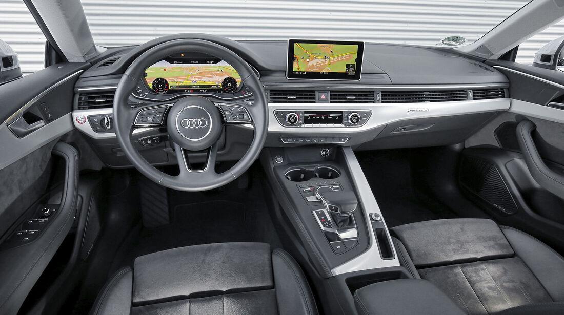 Audi A5 Sportback 40 TDI Quattro Sport, Interieur