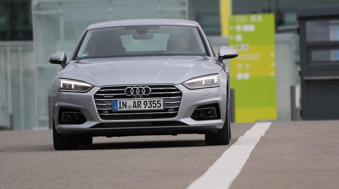 Audi A5 Sportback, Exterieur, Front
