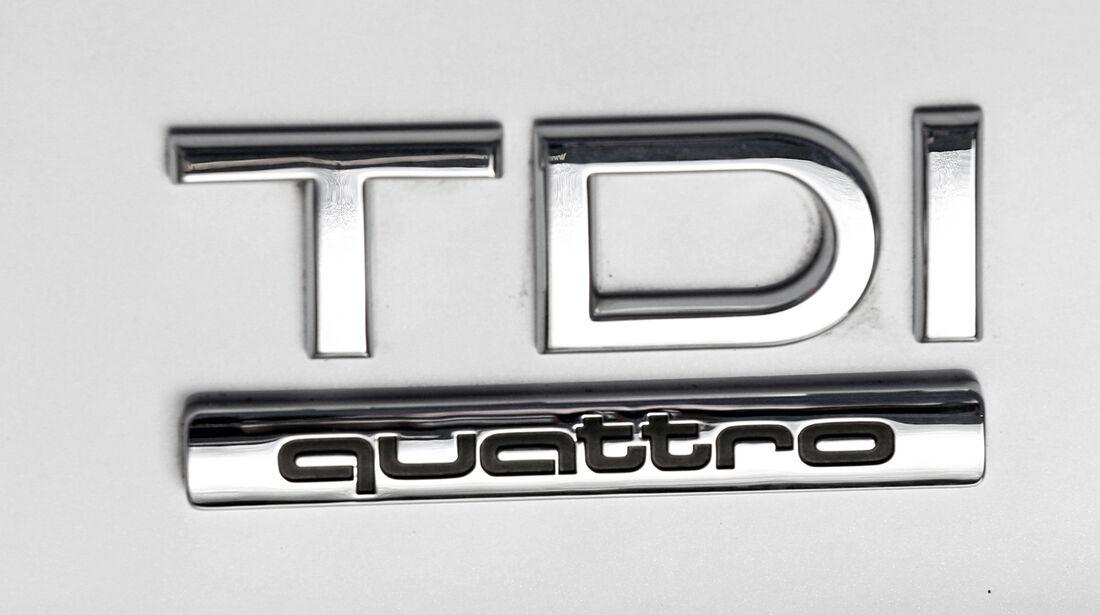 Audi A6 3.0 TDI Biturbo, Typenbezeichnung