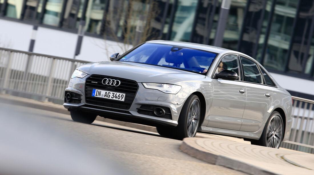Audi A6 3.0 TDI Competition, Seitenansicht