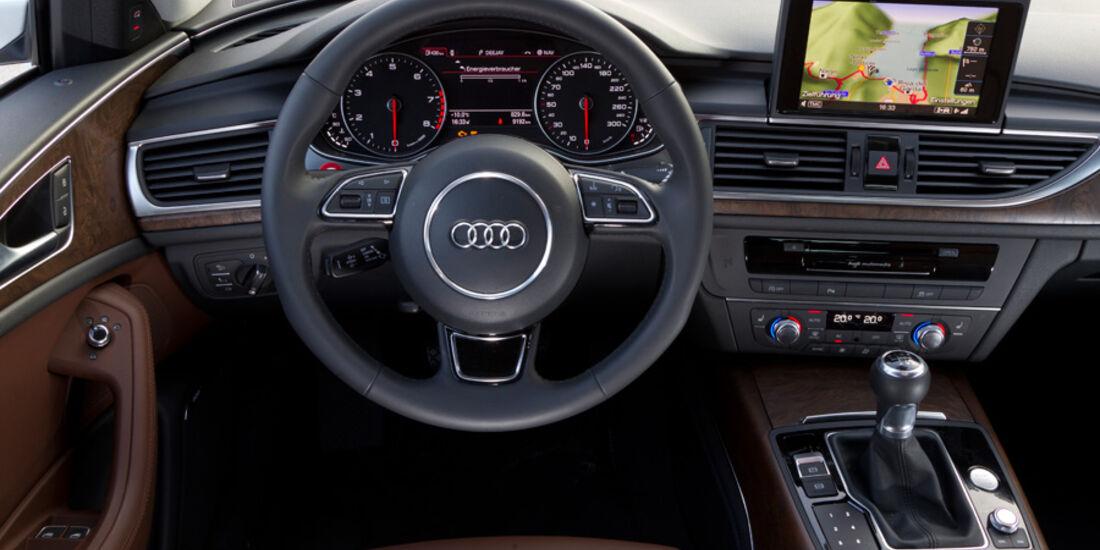 Audi A6 A6 Avant 2.0 TFSi, Cockpit
