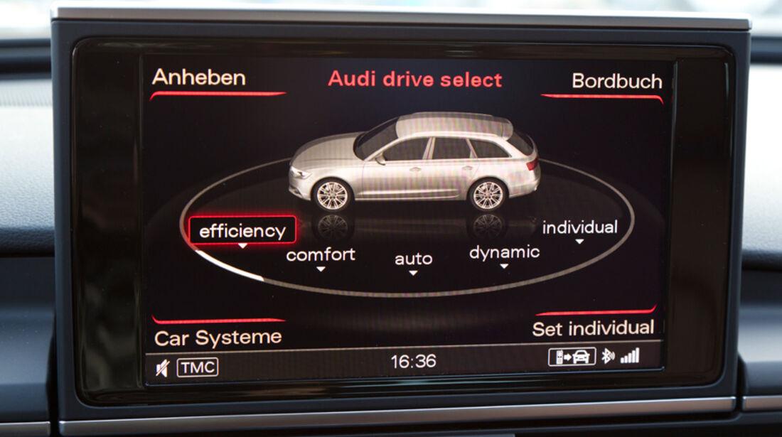 Audi A6 A6 Avant 2.0 TFSi, Display