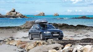 Audi A6 Avant 3.0 TDI Quattro, Bretagne