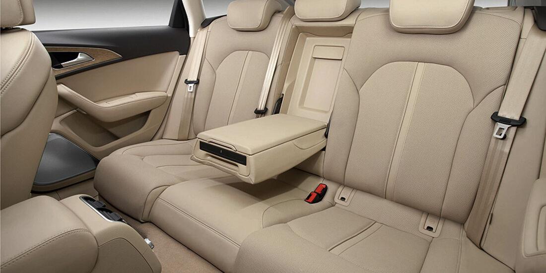 Audi A6 Avant Sitzbank