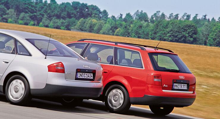 der beste audi a6 (c5): große gebrauchtwagen-kaufberatung - auto