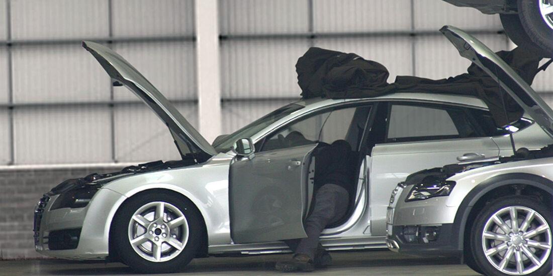 Audi A7 Erlk�nig