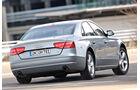 Audi A8 4.0 TFSI quattro, Heckansicht