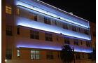 Audi A8 Miami Design-Rundgang Hotels Sielaff