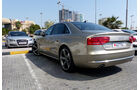 Audi A8L - Carspotting Bahrain 2014