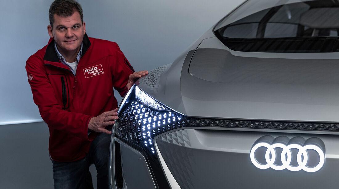 Audi AI:ME Concept Car Shanghai 2039