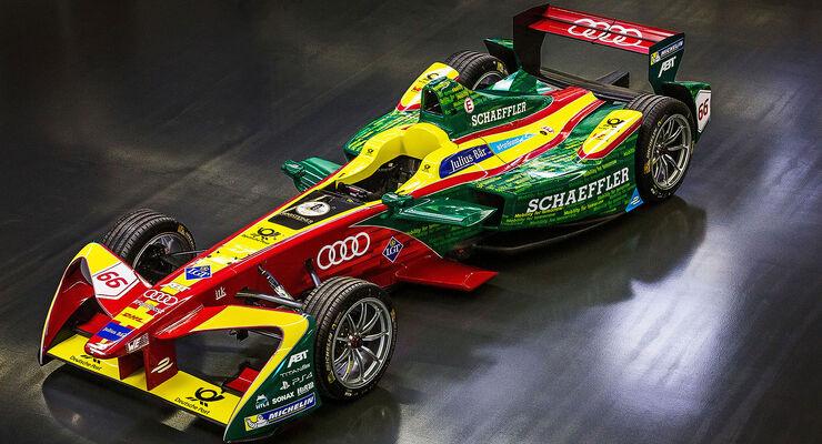 Audi Abt Formel E