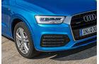 Audi Q3 2.0 TFSI Quattro, Frontscheinwerfer