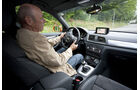 Audi Q3 Innenraum