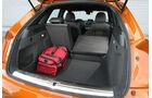 Audi Q3, Kofferraum
