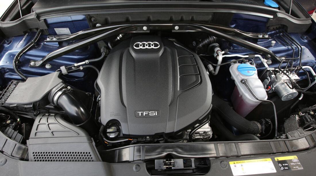 Audi Q5 2.0 TFSI Quattro, Motor