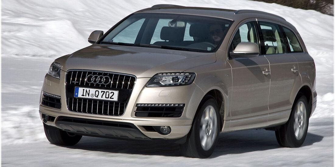 Audi Q7 2015 Neuvorstellung