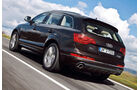 Audi Q7, Heckansicht