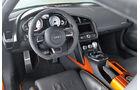 Audi R8 GT, Cockpit