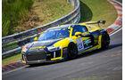 Audi R8 GT4 - Startnummer #128 - Giti Tire Motorsport by WS Racing - Cup 2 - VLN 2019 - Langstreckenmeisterschaft - Nürburgring - Nordschleife
