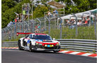 Audi R8 LMS ultra - Phoenix Racing - Impressionen - 24h-Rennen Nürburgring 2014 - #3 - Qualifikation 1