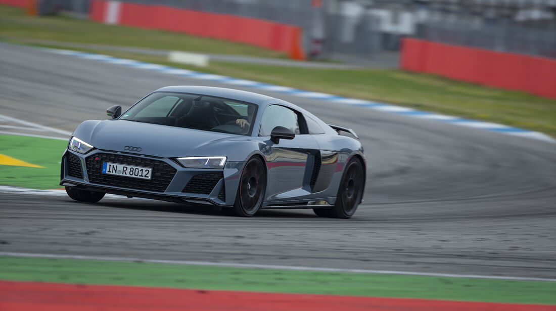 Audi R8 Performance, Exterieur