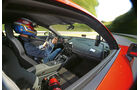 Audi R8 V10 Plus, Cockpit
