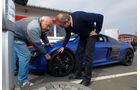 Audi R8 V10 plus 5.2 FSI, Horst von Saurma, Felge