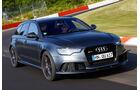 Audi RS 6 Avant, Frontansicht