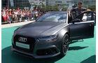 Audi RS 6 Performance - Javi Martinez - FC Bayern München - Dienstwagen
