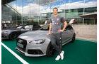 Audi RS 6 Performance - Manuel Neuer - FC Bayern München - Dienstwagen