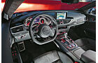Audi RS 7 Sportback Performance, Cockpit