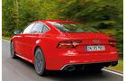 Audi RS7 Sportback, Heckansicht