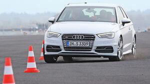 Audi S3 2.0 TFSI, Frontansicht