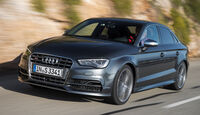 Audi S3 2.0 TFSI Quattro S tronic, Frontansicht